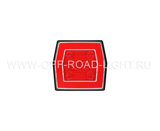 Фонарь противотуманный Fristom LED, г/о, ПТ, фото