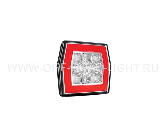 Задний комбинированный фонарь Fristom LED, г/о, задний ход фото-1