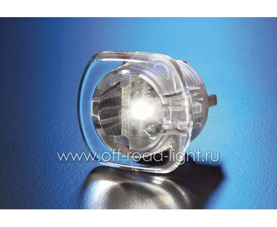 Интерьерная подсветка, Белая (LED, 24V 0.6W), фото-