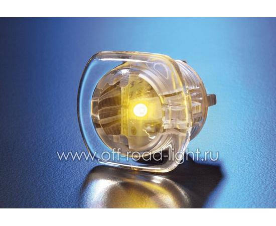 Интерьерная подсветка, Желтая (LED, 24V 0.6W), фото-