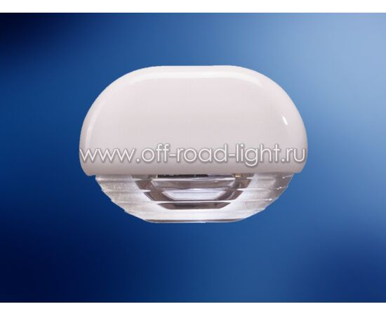 Интерьерная подсветка, Белая (LED, 8-28V), фото-