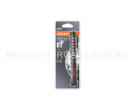 Фонарь светодиодный инспекционный OSRAM LEDinspect Penlight 80, 1.5W, фото , изображение 3