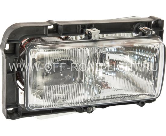 Основная фара MB Econic ближний/дальний свет, с г.о, Ref 37,5 пр, фото-