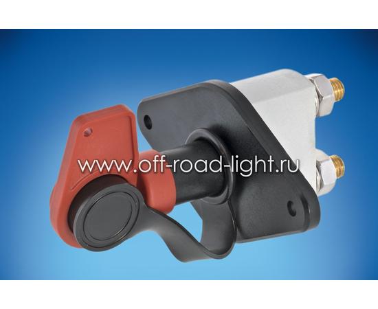 Выключатель АКБ 500A, Max:2500A, IP65, фото-