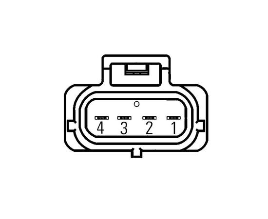Сильноточное реле АКБ, IP54, Номинал 180A, фото , изображение 3