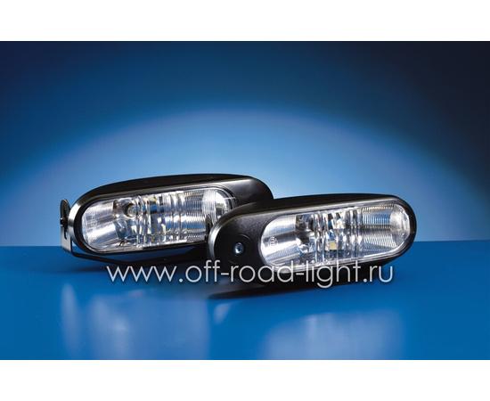 Комплект фар дневного освещения (H6W), фото-