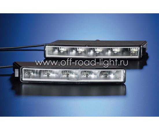 Светодиодная фара дневного освещения LEDayLine, 12V, левая, фото